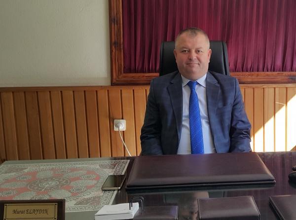 Murat ELAYDIN - Müdür